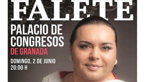 Concierto Falete, 2 junio en Granada