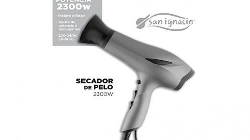 Secador de Pelo 2300W San Ignacio