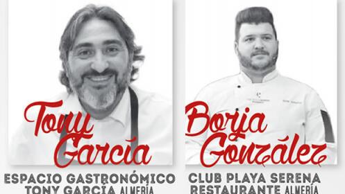 Almería Gourmet 2018 Menú a 12 Manos