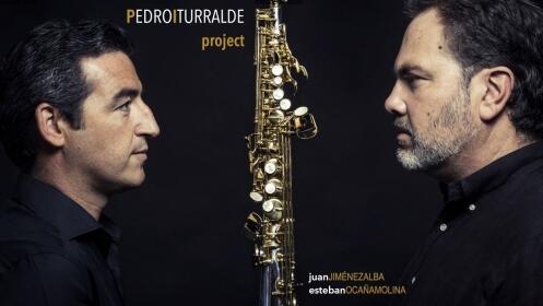 Concierto de piano y saxo Honores Pedro Iturralde, 17 noviembre
