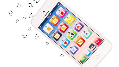 Learning Phone - Teléfono de aprendizaje de inglés