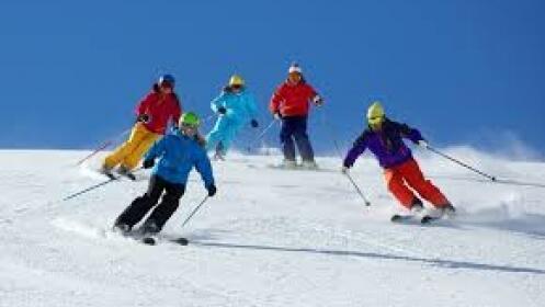 Alquier de equipo completo esquí en Masski Sierra Nevada
