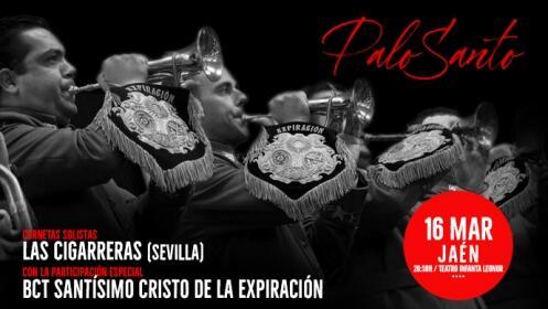Jaén: entradas Palo Santo, 16 marzo