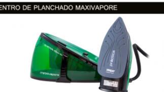 Centro de planchado Maxivapore practica