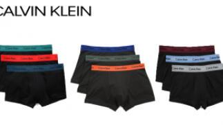 Pack de 3 boxer Calvin Klein