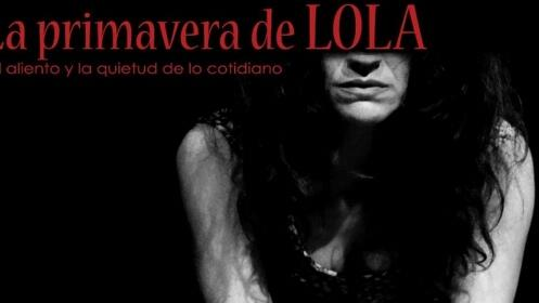 1 entrada doble para teatro La Primavera de Lola, 18 noviembre en Peligros