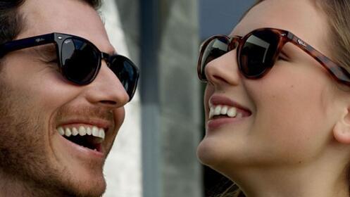 Gafas de sol con y sin polarizar para este verano