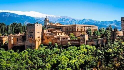 Entrada Alhambra + visita guiada (7 enero) para 1 adulto + niños gratis