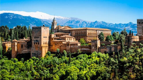 Entrada Alhambra + visita guiada  para 1 adulto días 25 y 27 de julio