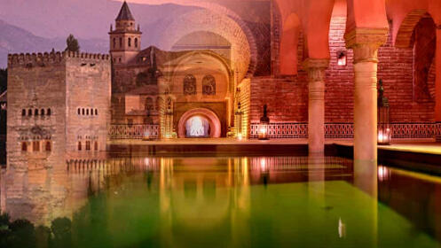 Entrada Alhambra + visita guiada + espectáculo flamenco días 25 y 27 de julio
