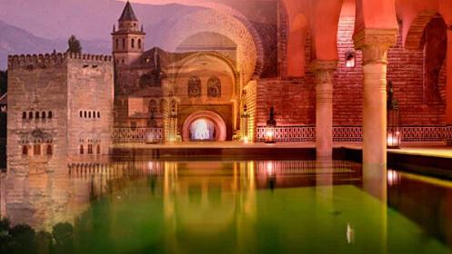 Alhambra: entrada + visita guiada + audioguía