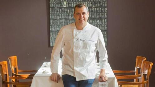 Almería Gourmet 2018 Menú Degustación José Álvarez