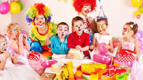 Animadores fiestas de cumpleaños infantiles