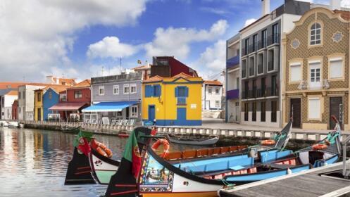 Aveiro (Portugal): Escapada de 2 noches Hotel + crucero + actividades