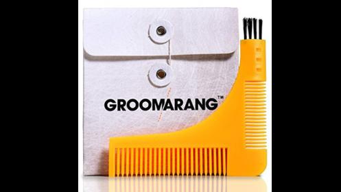 ¡Barba perfecta con Groomarang!