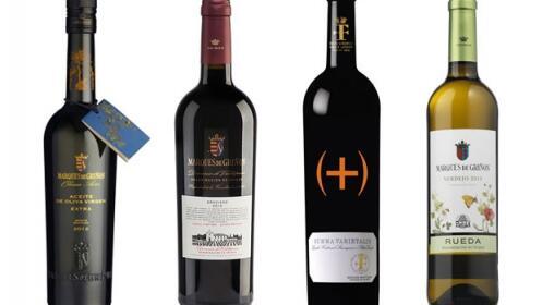 Cata de Vinos Bodegas Marqués de Griñón Granada Gourmet 2017
