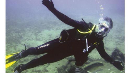 Aventura de buceo en Almuñécar (2 horas)