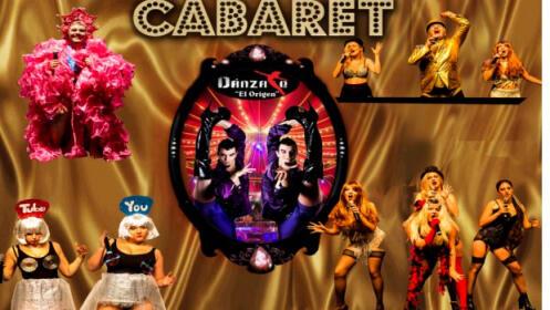 2 entradas Cabaret, 16 febrero en Cúllar Vega