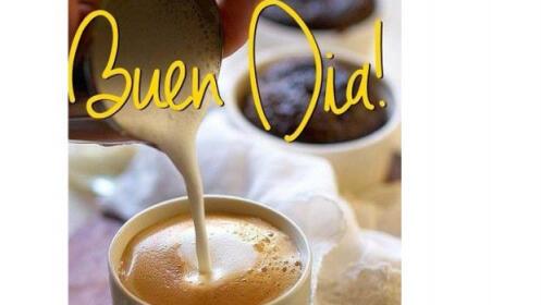 Desayuno con café + tostada + zumo