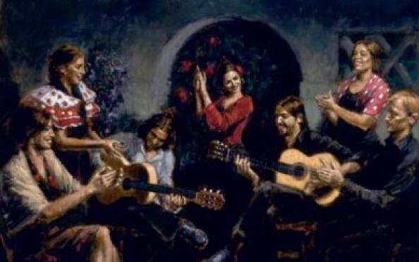 Entradas para el espectáculo Flamenco día 28 septiembre