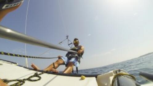 Excursión en Catamarán  durante 1 hora