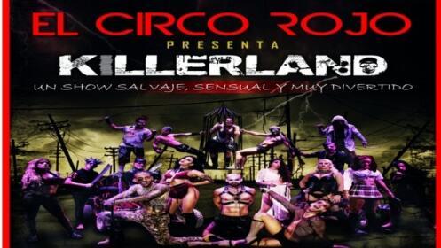 Entrada El Circo Rojo, 23 marzo
