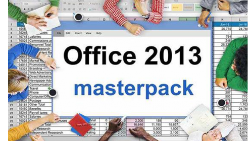 Domina el paquete Office 2013