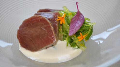 Granada Gourmet 2018 Menú Degustación Restaurante El Lago