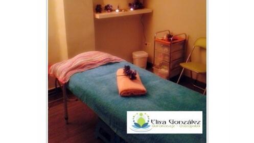 4 tipos de masajes con Elisa González