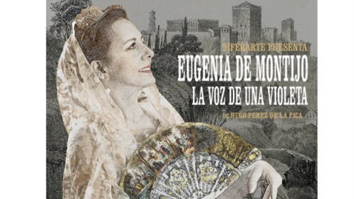 Teatro Eugenia de Montijo, la voz de una violeta, 30 enero