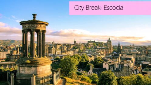 City Break-  Escocia Misterioso