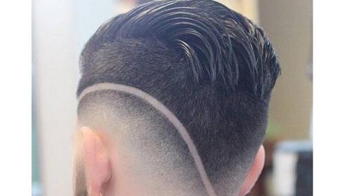 Corte caballero + lavado, opción arreglo barba