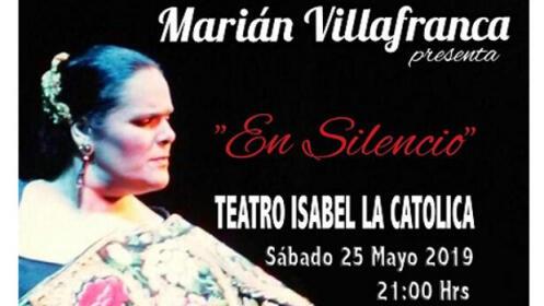 Entradas La Copla en Silencio Marián Villafranca