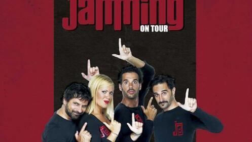 Entradas para teatro Jamming on Tour, 17 diciembre