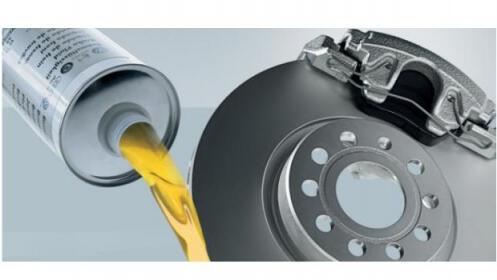 Moto: sustitución líquido de frenos en Armilla