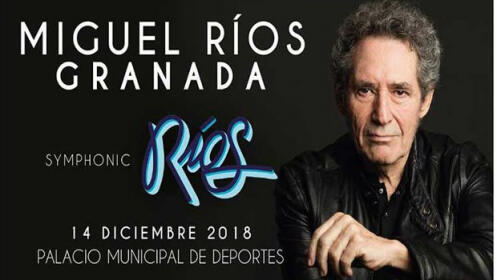 Concierto Miguel Ríos, 14 diciembre