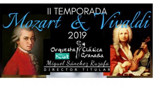 Entradas Ciclo Mozart & Vivaldi, 19 mayo