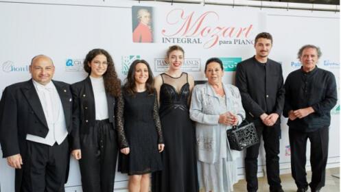 Ciclo de Piano Mozart - Orquesta Clásica, 17 junio