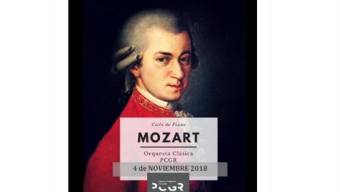 Entradas Ciclo Mozart, 4 noviembre