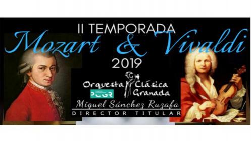 Entradas Ciclo Mozart & Vivaldi, 28 abril