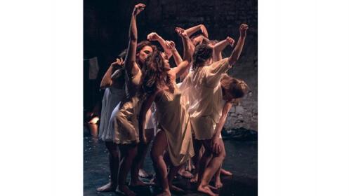 "Espectáculo ""Neuves"", danza contemporánea, 13 noviembre"