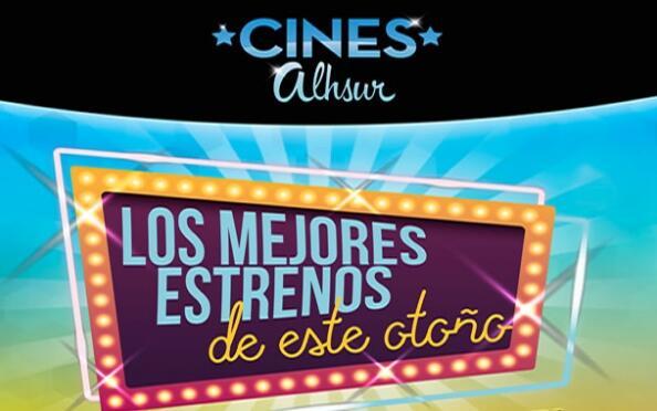 Bono de 5 entradas de cine (de lunes a domingo)