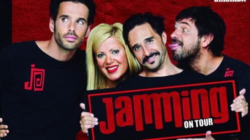 Entradas Jamming on Tour, 15 oct en Granada