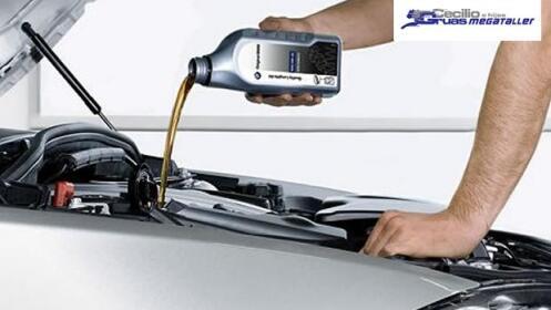 Cambio de aceite para vehículo + revisión pre ITV