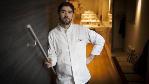 Granada Gourmet 2018 Menú Degustación dos Estellas Michelín