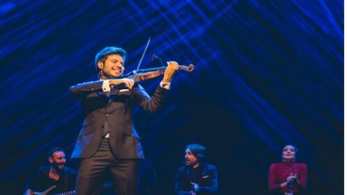 Paco Montalvo - Corazón Flamenco, 21 diciembre