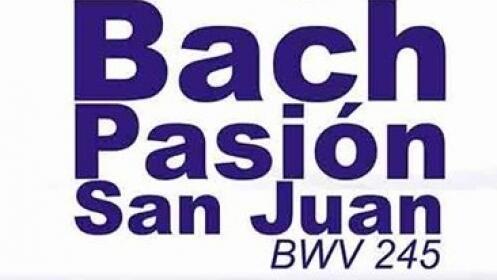 Entradas concierto Pasión según San Juan de J.S. Bach, 6 abril
