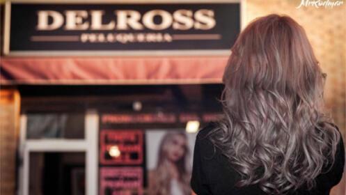 Sesión de peluquería: corte y peinado, opción color