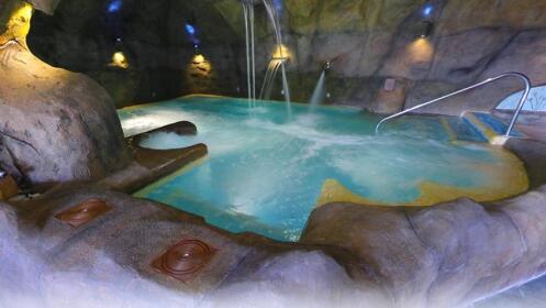 2 noches en la Alpujarra+menú+spa para 2 ó 4 personas