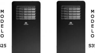 Aire acondicionado portátil GLAZIAR